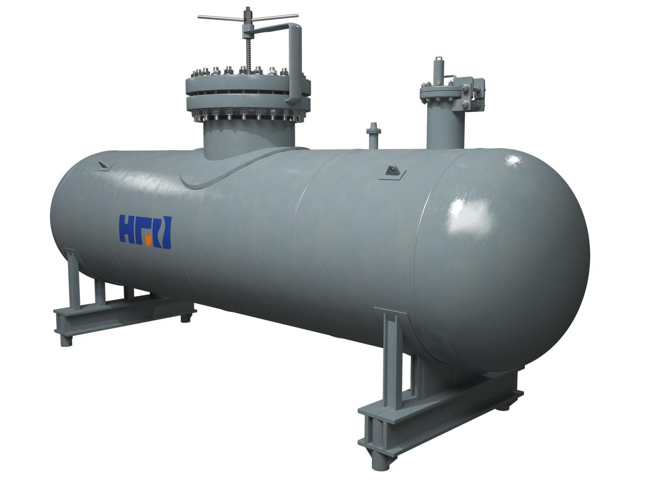 Резервуары горизонтальные стальные (РГС)
