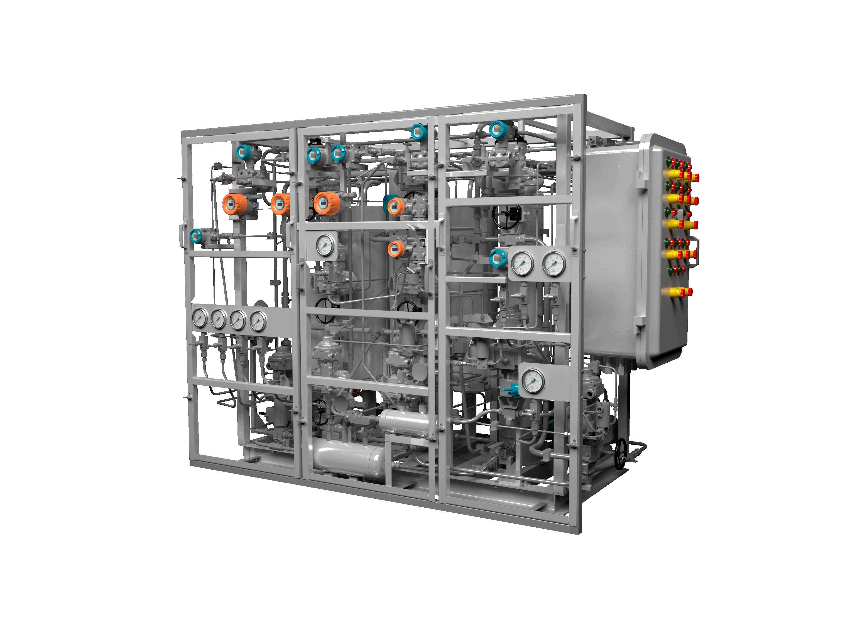 Установки подготовки импульсного газа (УПИГ)