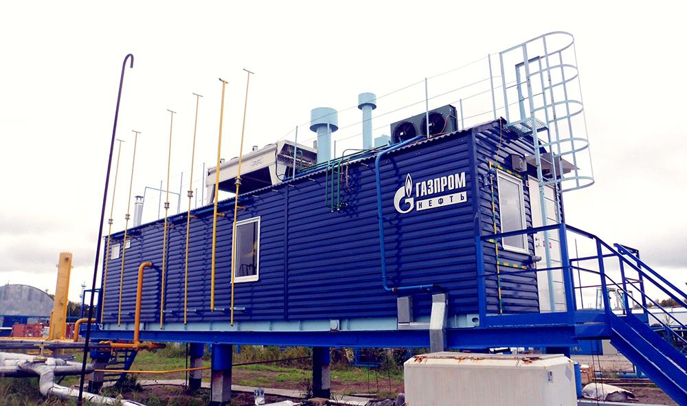 Установки подготовки топливного, пускового и импульсного газа (УПТПИГ)