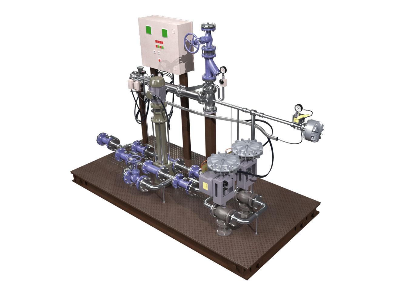Энергетические установки (РОУ)