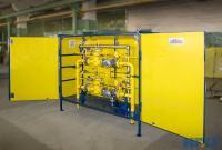 Пункты газорегуляторные шкафные ШРП, производитель Завод Нефтегазоборудование
