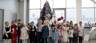 Состоялось награждение участников детского творческого конкурса «Символ Нового года»...