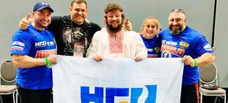Российские силачи одержали победу в международном турнире «Арнольд Классик»...