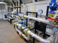 Пункт подготовки газа (ППГ, БППГ)