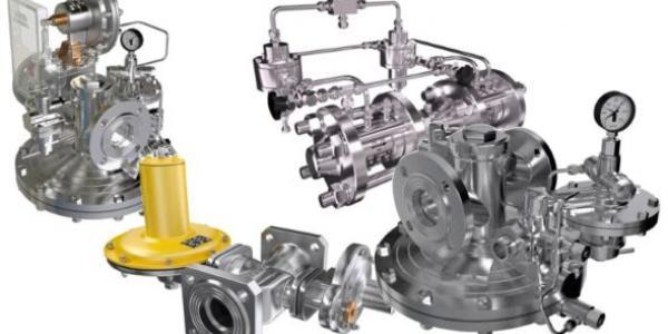 Ремкомплекты для регуляторов давления газа