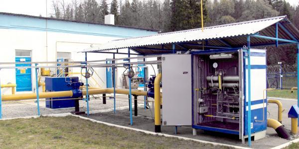 Блоки автоматической одоризации газа «Голубое пламя» (БАОГ)