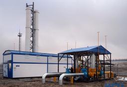 Блочная котельная установка «Голубое пламя» БКУ-1200