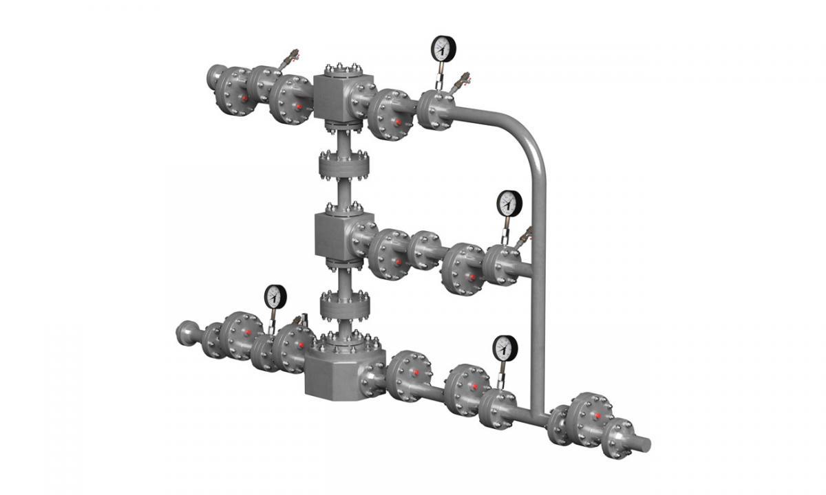 Оборудование для применения на устьях нефтяных скважин