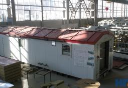 Электрическая блочная котельная установка БКУ-1200