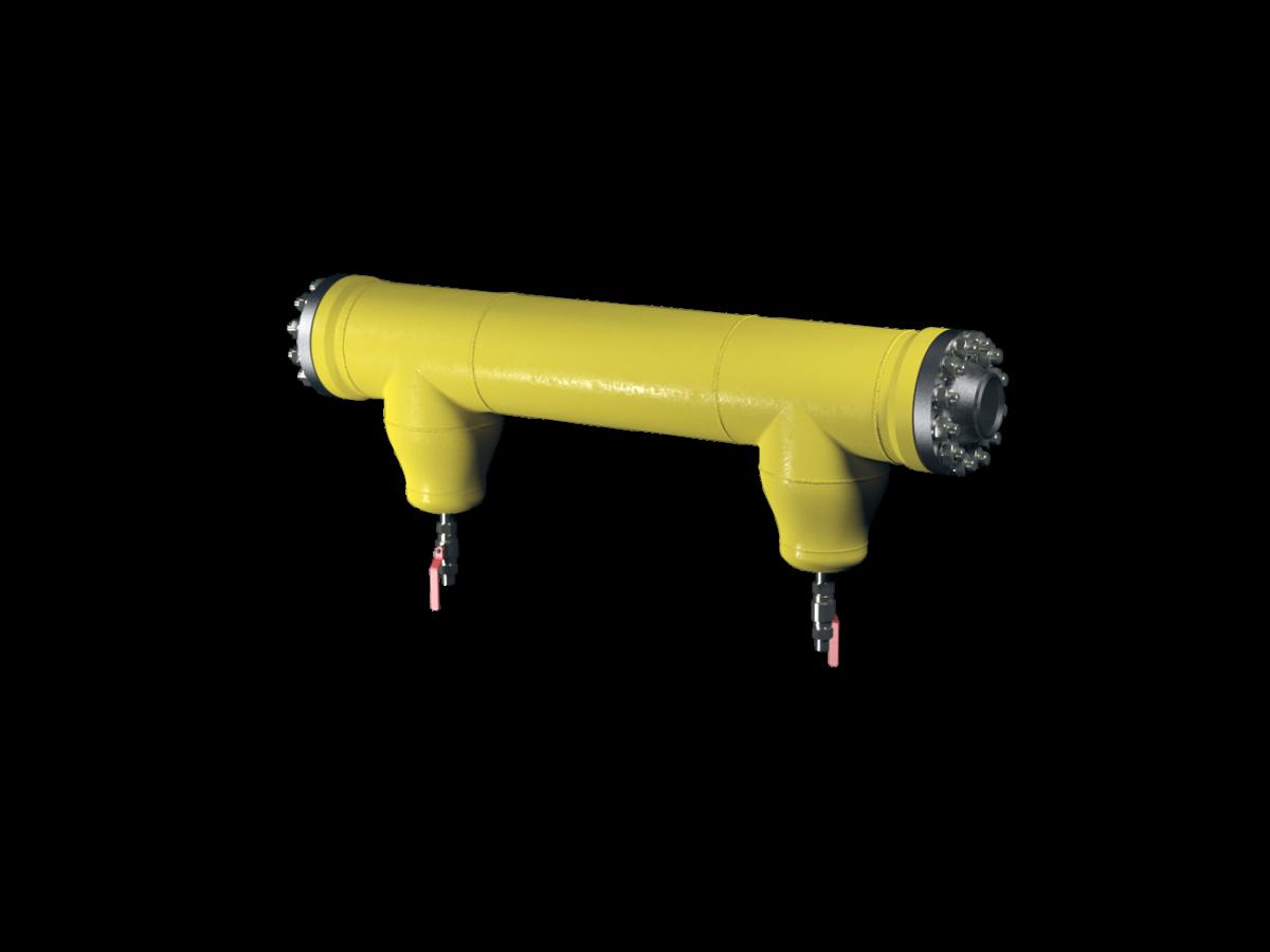 Фильтры-сепараторы газовые горизонтальные