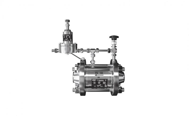 Регулятор газовый поршневой РГП 200/100 (УХЛ2)
