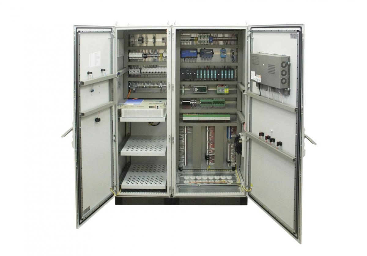 Системы автоматизированного управления технологическими процессами газорегуляторных пунктов (САУ ТП ПГБ)