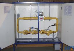 Шкафной узел учёта расхода газа ШУУРГ-160