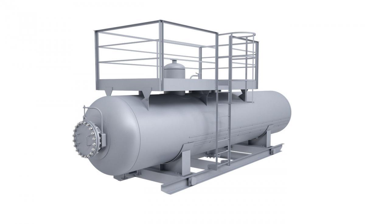 Установка предварительного сброса воды УПСВ