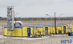 Установка подготовки топливного, пускового и импульсного газа УПТПИГ-30
